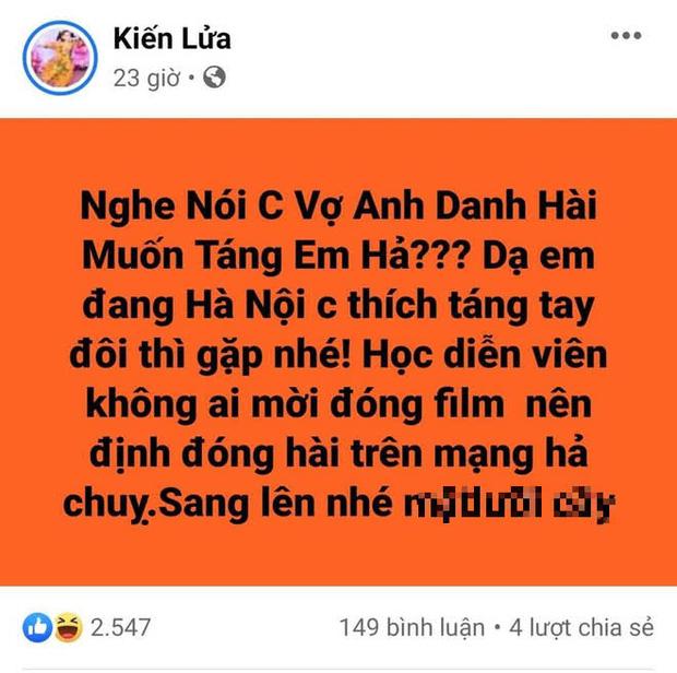 Vợ Xuân Bắc liên tục đăng đàn cà khịa Trang Trần, cựu siêu mẫu đáp trả cực gắt còn tuyên bố sẵn sàng tay đôi - Ảnh 2.