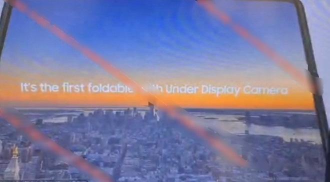 Galaxy Z Fold3 và Z Flip3 lộ diện: Thiết kế mới, tích hợp camera ẩn dưới màn hình, hỗ trợ bút S Pen, ra mắt vào mùa hè - Ảnh 3.