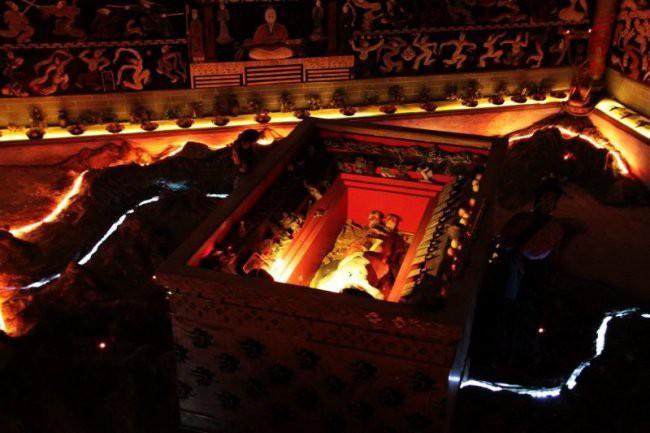 Thủy ngân trong lăng mộ Tần Thủy Hoàng thực ra không phải để chống trộm - Chuyên gia: Đây là chức năng thực sự - Ảnh 3.