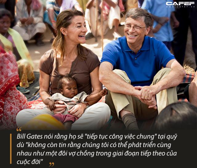 Chuyện nhà Gates: Từ chiếc bồn cầu cứu mạng nửa triệu người mỗi năm tới cuộc ly hôn làm chấn động giới từ thiện toàn cầu - ảnh 4