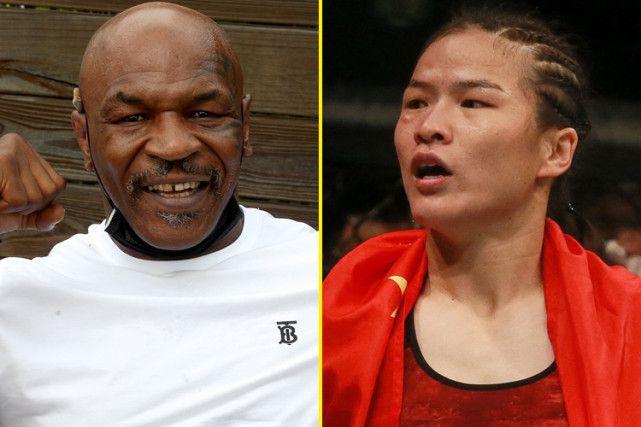Võ sĩ MMA Trung Quốc đòi đánh Mike Tyson, huyền thoại người Mỹ đáp trả đầy bất ngờ - Ảnh 2.