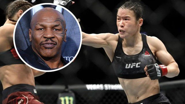 Võ sĩ MMA Trung Quốc đòi đánh Mike Tyson, huyền thoại người Mỹ đáp trả đầy bất ngờ - Ảnh 1.