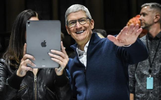 Tài tình như Apple: Không chỉ iPhone, bất kỳ sản phẩm nào bán ra cũng đang ở trong siêu chu kỳ - Ảnh 1.