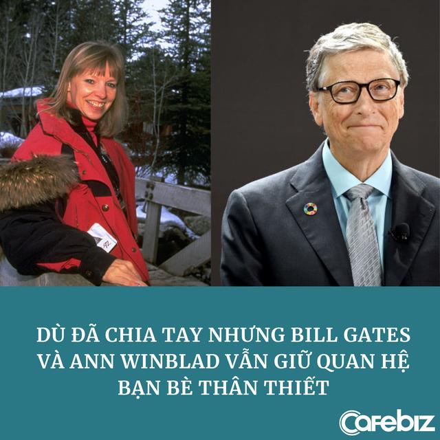 'Bồ cũ' là người thế nào mà Bill Gates phải 'deal' với vợ để được nghỉ mát cùng mỗi năm 1 lần? - Ảnh 2.
