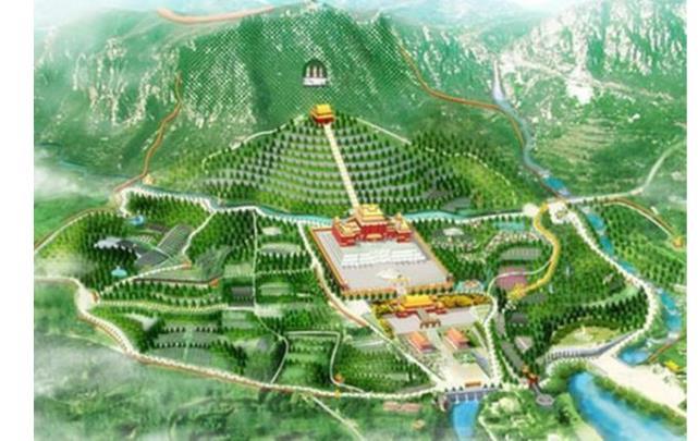Ba lăng mộ bất khả xâm phạm ở Trung Quốc: 1 mộ không ai dám đào, 1 mộ không thể đào được, mộ cuối cùng được bảo vệ bởi những con thú - Ảnh 2.