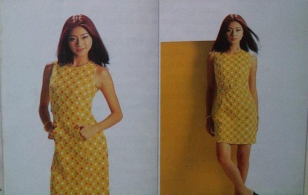 """Ngô Thanh Vân từng làm mẫu ảnh, đạt luôn giải Á hậu, nhan sắc 20 năm thách thức cả thời gian, xứng tầm danh xưng """"đả nữ"""" - ảnh 5"""