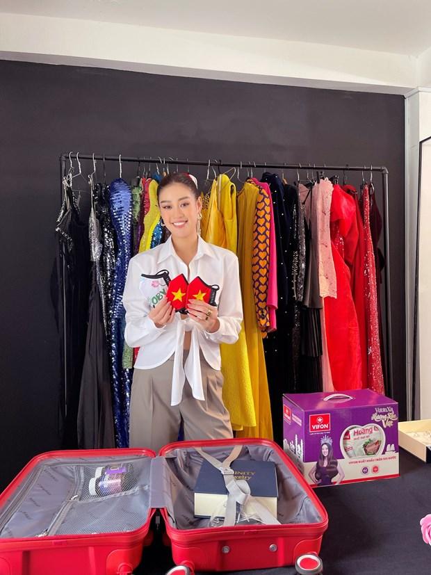 Khánh Vân bị sụt cân khi sang Mỹ, chỉ mang theo mấy trăm đô - Ảnh 4.