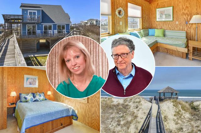 Lộ hình ảnh nơi hẹn hò riêng tư hàng năm của tỷ phú Bill Gates và lý do thực sự khiến ông gọi điện cho bạn gái cũ trước khi kết hôn - Ảnh 1.