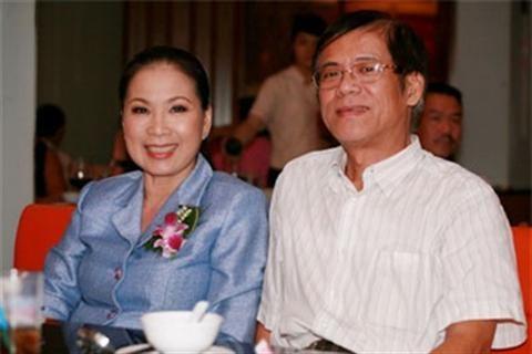 NSND Kim Xuân: Tôi phải cảm ơn chồng đã cùng tôi dựng lên ngôi nhà to như hiện nay - Ảnh 5.