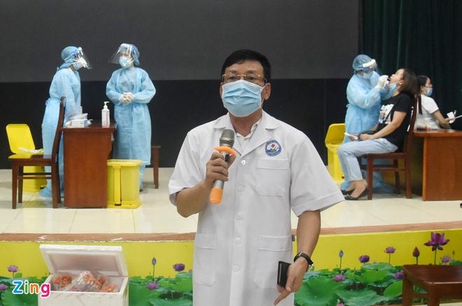 Bộ Y tế ghi nhận 40 ca Covid-19 cộng đồng, riêng Hà Nội 24 ca; TP.HCM ghi nhận nhiều F1, sắp tới rất căng thẳng - Ảnh 1.