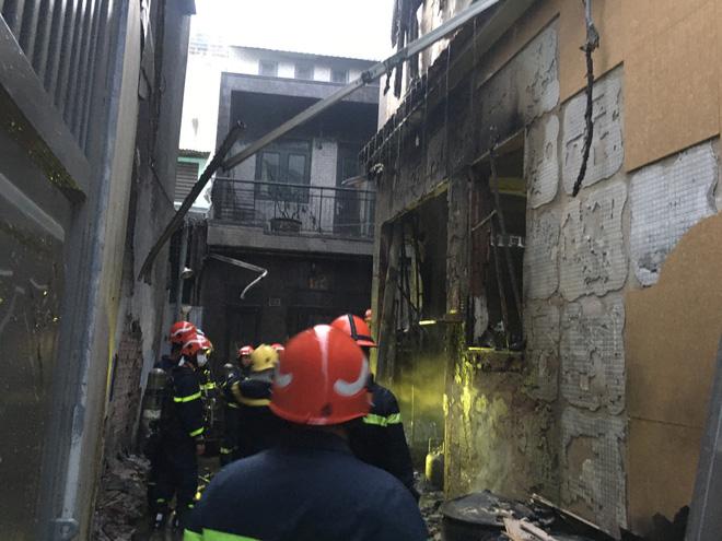 Danh tính 8 người chết trong vụ cháy kinh hoàng ở TP. HCM, có nhiều nạn nhân nhỏ tuổi - Ảnh 2.
