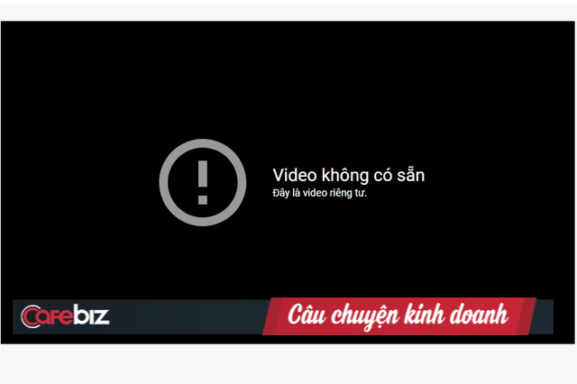 """Chủ kênh YouTube GoGo TV lại đăng Video gửi đại diện VinFast"""" nhưng xoá ngay sau 1 tiếng - Ảnh 3."""