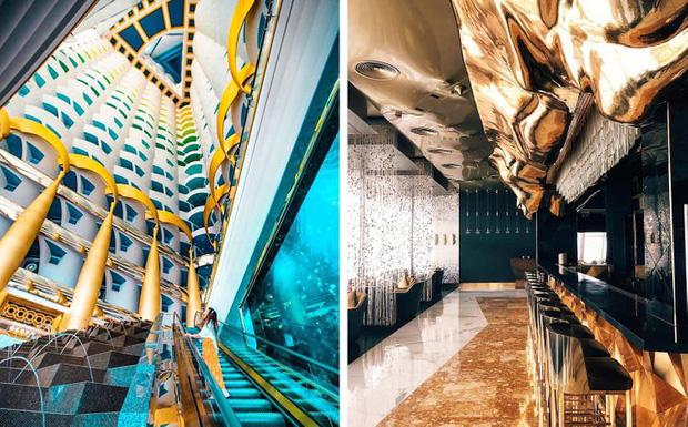 11 điều chỉ khách sạn 7 sao duy nhất trên thế giới này mới có: Vì quá đẳng cấp nên được du khách tặng luôn thêm 2 sao! - Ảnh 4.