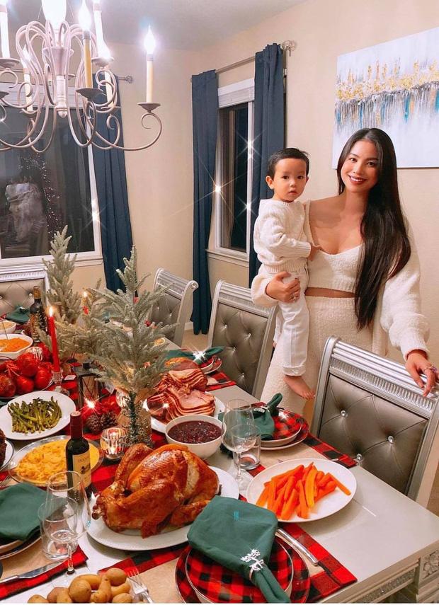 Phạm Hương tung ảnh quý tử lúc 4 tháng tuổi, H'Hen Niê và bạn gái Phillip Nguyễn 'nhanh như chớp' bình luận điều này! - ảnh 5
