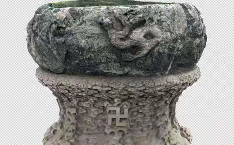 """Hai siêu bảo vật quốc gia """"bạc mệnh"""" nhất Trung Quốc: Làm từ 3,5 tấn ngọc bích mà bị coi là hũ muối dưa"""
