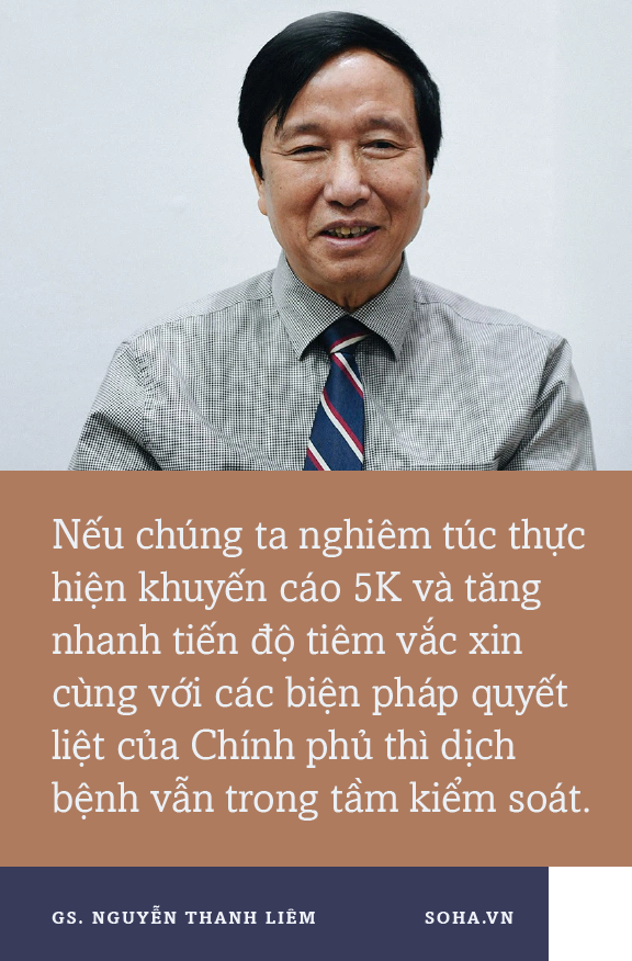 GS. Nguyễn Thanh Liêm: Trong bối cảnh dịch bệnh cam go, có 2 câu hỏi tôi thấy rất quan trọng và cần trả lời ngay! - Ảnh 4.
