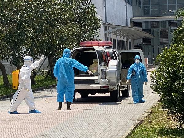 Vĩnh Phúc thêm 4 ca dương tính với SARS-CoV-2 tại Yên Lạc; Thừa Thiên Huế ghi nhận trường hợp dương tính với SARS-CoV-2 - Ảnh 1.