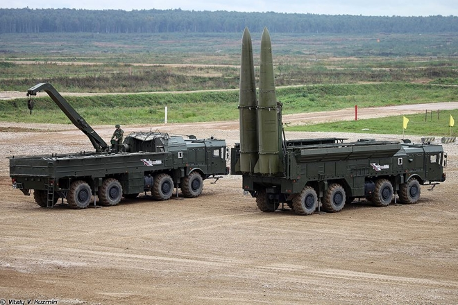 Ba mẫu tên lửa phi hạt nhân của Nga khiến đối phương khiếp sợ - Ảnh 1.