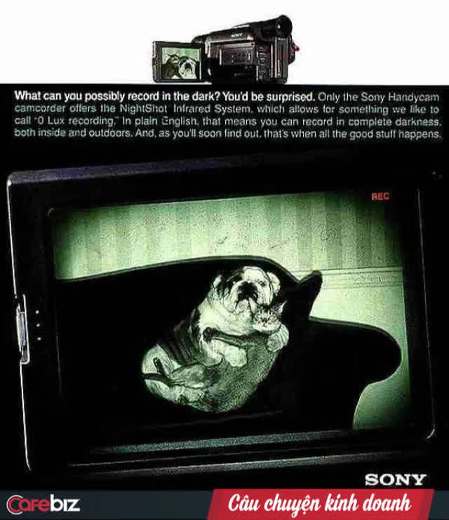 """Vô tình làm ra chiếc máy quay chụp """"xuyên thấu"""" quần áo, Sony suy tính gì khi thu hồi tới 700.000 sản phẩm đang được dân tình tranh nhau mua? - Ảnh 2."""