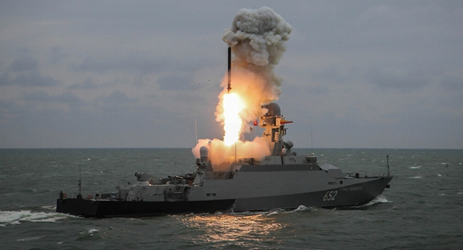 Ba mẫu tên lửa phi hạt nhân của Nga khiến đối phương khiếp sợ - Ảnh 3.