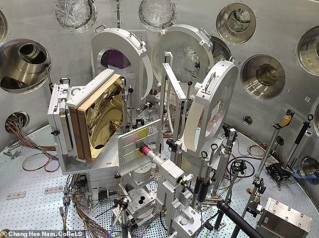 Tạo ra tia laser khủng, tương đương rọi toàn bộ ánh Mặt trời trên Trái đất vào một tế bào - Ảnh 4.