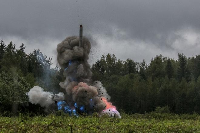 Ba mẫu tên lửa phi hạt nhân của Nga khiến đối phương khiếp sợ - Ảnh 7.