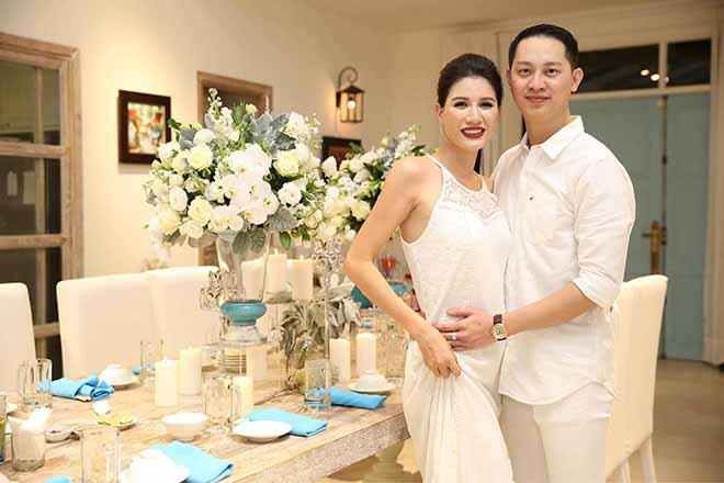 Danh tính chồng Việt kiều điềm đạm, ít khi lộ diện của Trang Trần - Ảnh 6.