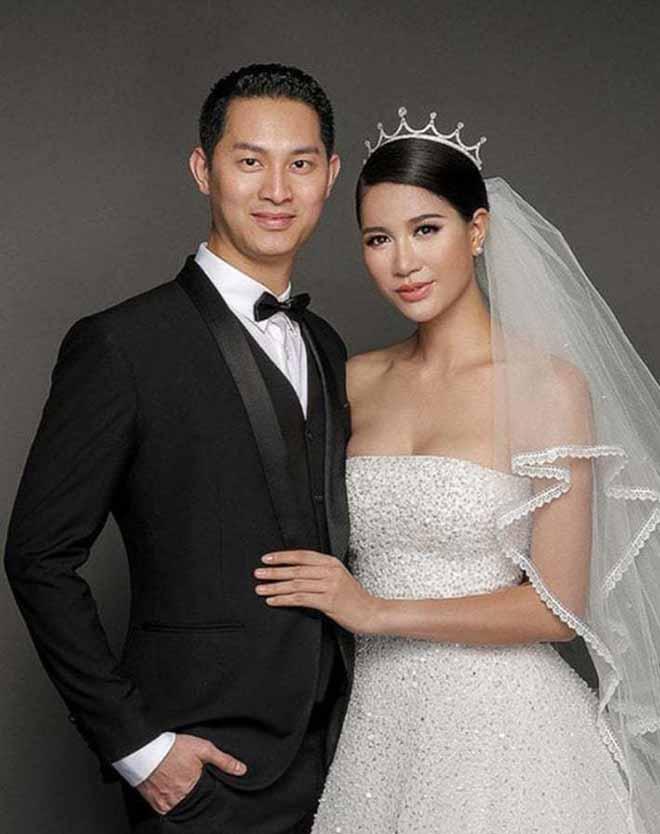 Danh tính chồng Việt kiều điềm đạm, ít khi lộ diện của Trang Trần - Ảnh 1.