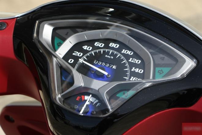 Xe máy siêu tiết kiệm xăng, đổ đầy bình đi 400km có giá nhỉnh hơn 30 triệu đồng - Ảnh 11.