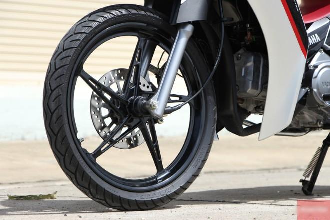 Xe máy siêu tiết kiệm xăng, đổ đầy bình đi 400km có giá nhỉnh hơn 30 triệu đồng - Ảnh 6.