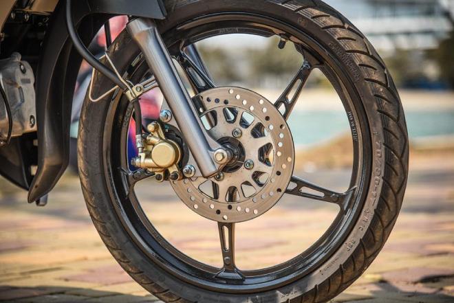 Xe máy siêu tiết kiệm xăng, đổ đầy bình đi 400km có giá nhỉnh hơn 30 triệu đồng - Ảnh 5.