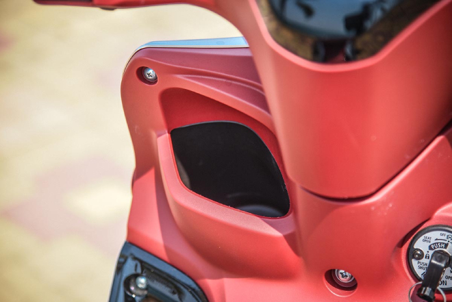 Xe máy siêu tiết kiệm xăng, đổ đầy bình đi 400km có giá nhỉnh hơn 30 triệu đồng - Ảnh 9.
