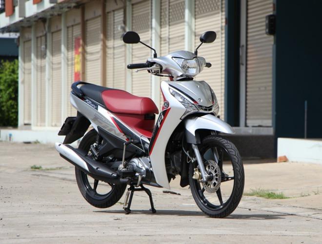 Xe máy siêu tiết kiệm xăng, đổ đầy bình đi 400km có giá nhỉnh hơn 30 triệu đồng - Ảnh 1.