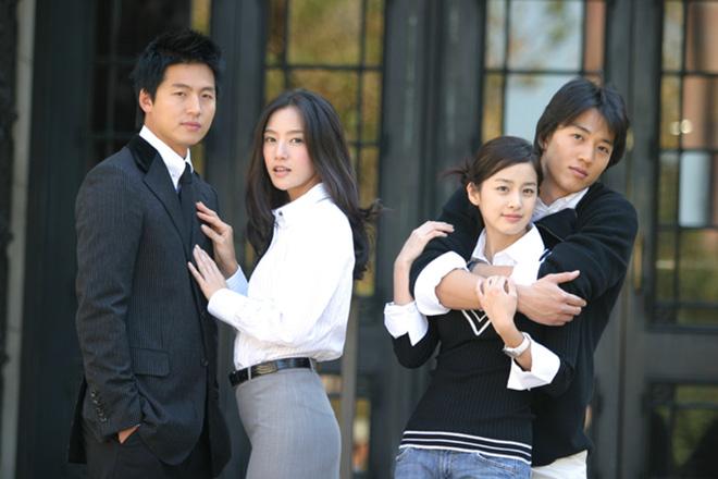 Tình duyên của dàn sao Chuyện Tình Harvard: Nam chính nhảy sông tự tử, nam phụ chia tay người yêu vì... Kim Tae Hee - ảnh 1