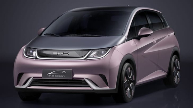 Một mình Trung Quốc sản xuất xe điện bằng cả thế giới cộng lại - Ảnh 1.