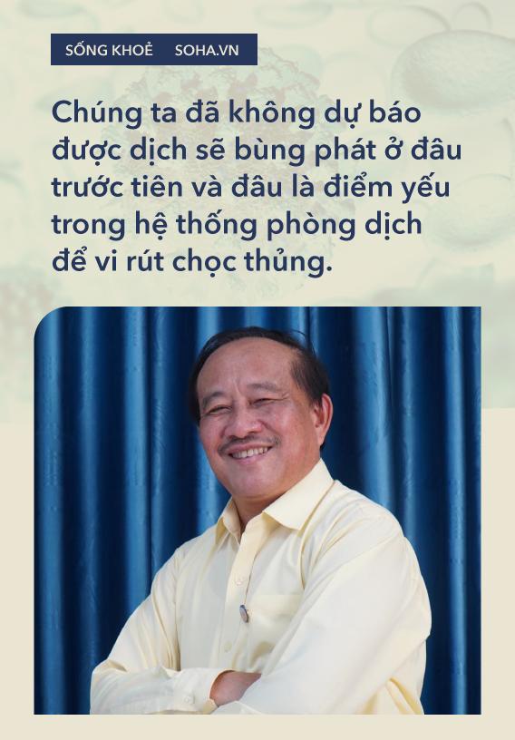 PGS.TS Nguyễn Huy Nga: Bài học từ nước Mỹ giãn cách xã hội mang lại lợi ích 5.300 tỷ đô la so với không giãn cách - Ảnh 1.