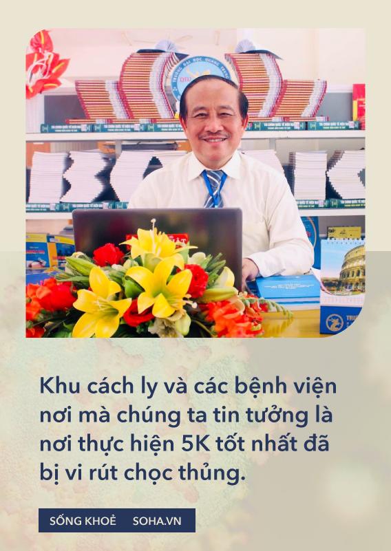 PGS.TS Nguyễn Huy Nga: Bài học từ nước Mỹ giãn cách xã hội mang lại lợi ích 5.300 tỷ đô la so với không giãn cách - Ảnh 2.