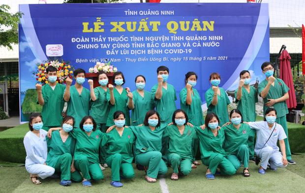 Trăng mật trong tâm dịch của vợ chồng bác sĩ trẻ ở Quảng Ninh - Ảnh 6.