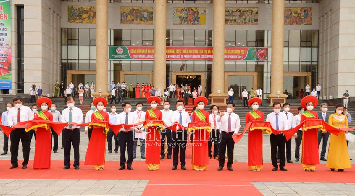 """Chủ tịch UBND tỉnh Lê Ánh Dương: """"Bắc Giang sẽ đóng góp cho cả nước về bài học ứng phó với dịch"""" - Ảnh 10."""