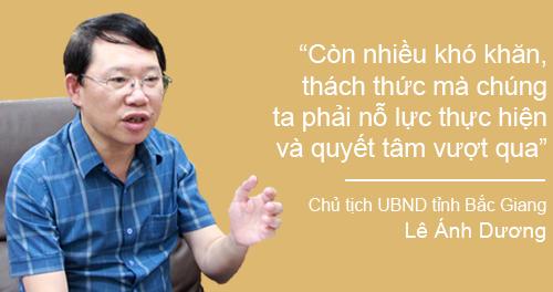 """Chủ tịch UBND tỉnh Lê Ánh Dương: """"Bắc Giang sẽ đóng góp cho cả nước về bài học ứng phó với dịch"""" - Ảnh 13."""