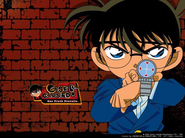 Nhặt sạn lỗi thiết kế khó hiểu trong Thám tử Conan: Vì sao Conan lại bé đến thế? - Ảnh 1.