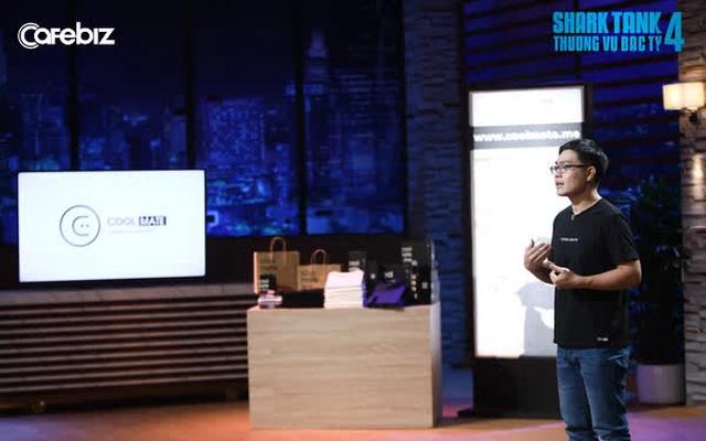 Vừa gọi vốn thành công trên Shark Tank không lâu, Coolmate lại chốt thêm thương vụ 500.000 USD với quỹ đầu tư Hàn Quốc - Ảnh 1.