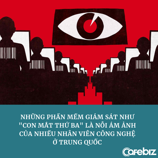 Nhân viên công nghệ Trung Quốc kiệt sức vì chat, duyệt web đều bị giám sát, đi WC lại bị theo dõi mùi và thời gian - Ảnh 2.