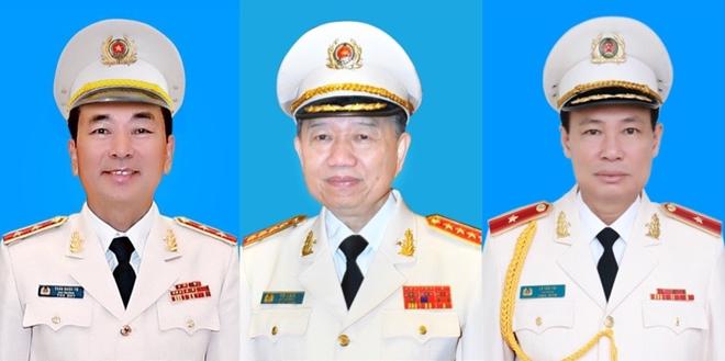 Bộ trưởng Tô Lâm và 18 tướng lĩnh, sỹ quan Công an trúng cử đại biểu Quốc hội khóa XV - Ảnh 1.