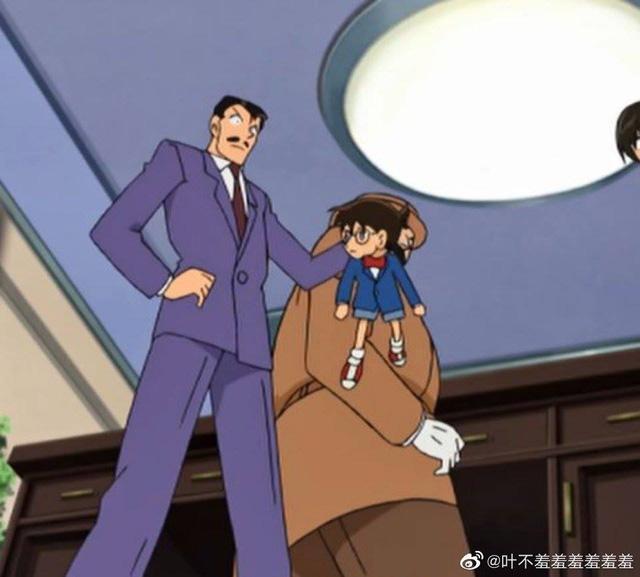Nhặt sạn lỗi thiết kế khó hiểu trong Thám tử Conan: Vì sao Conan lại bé đến thế? - Ảnh 6.