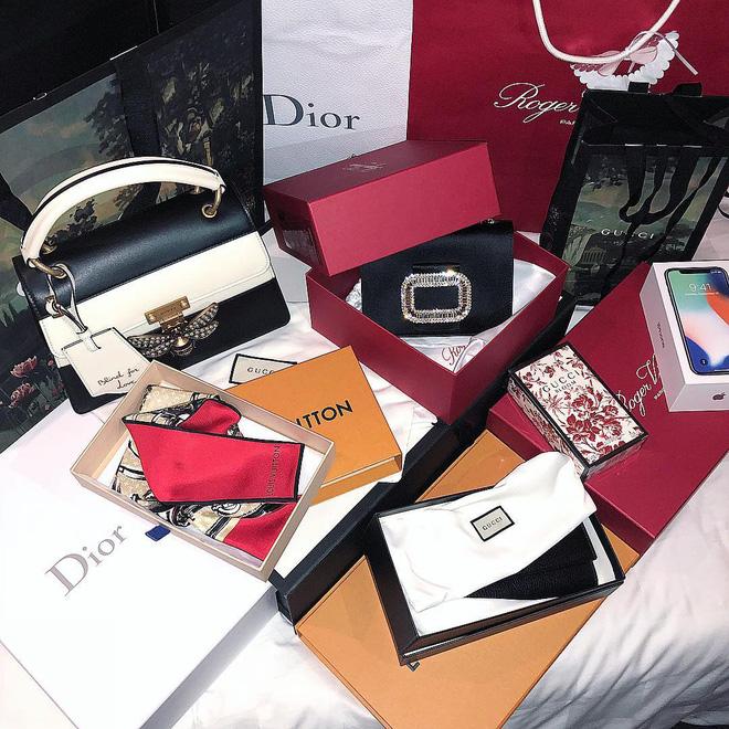 Choáng với BST hàng hiệu siêu khủng của rich kid 2k lái Ferrari đi học: Hermes, Dior, Chanel... đủ cả! - Ảnh 10.