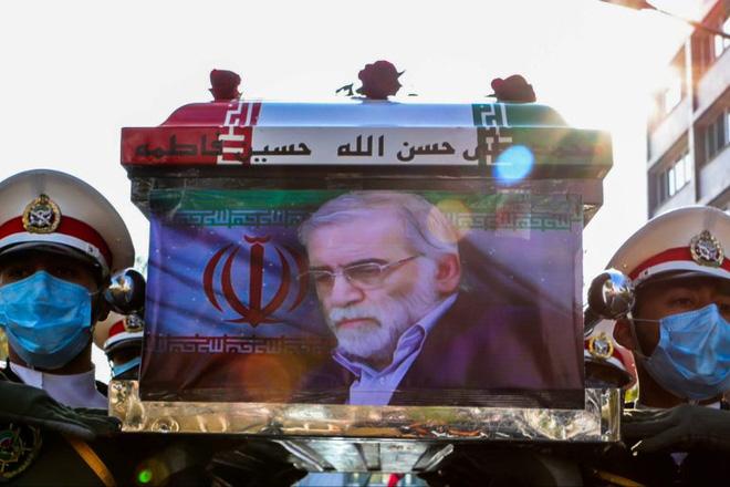 Chuyên gia hạt nhân Iran bị ám sát: Lộ bàn tày đen của tình báo Israel? - Ảnh 1.