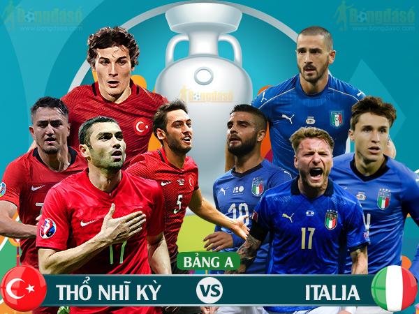 Thổ Nhĩ Kỳ - Italia: Kiểm tra tư cách - Ảnh 1.