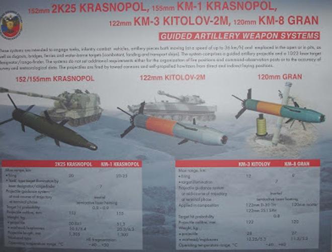 Kinh hoàng cảnh quay đạn thông minh Krasnopol Nga giã nát nhóm quân Thổ ở Syria! - Ảnh 4.