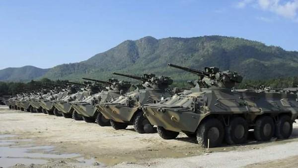 Bất ngờ trước sức mạnh đáng gờm của Quân đội Myanmar: Ukraine góp công lớn, hàng mới sắp ra lò - Ảnh 2.